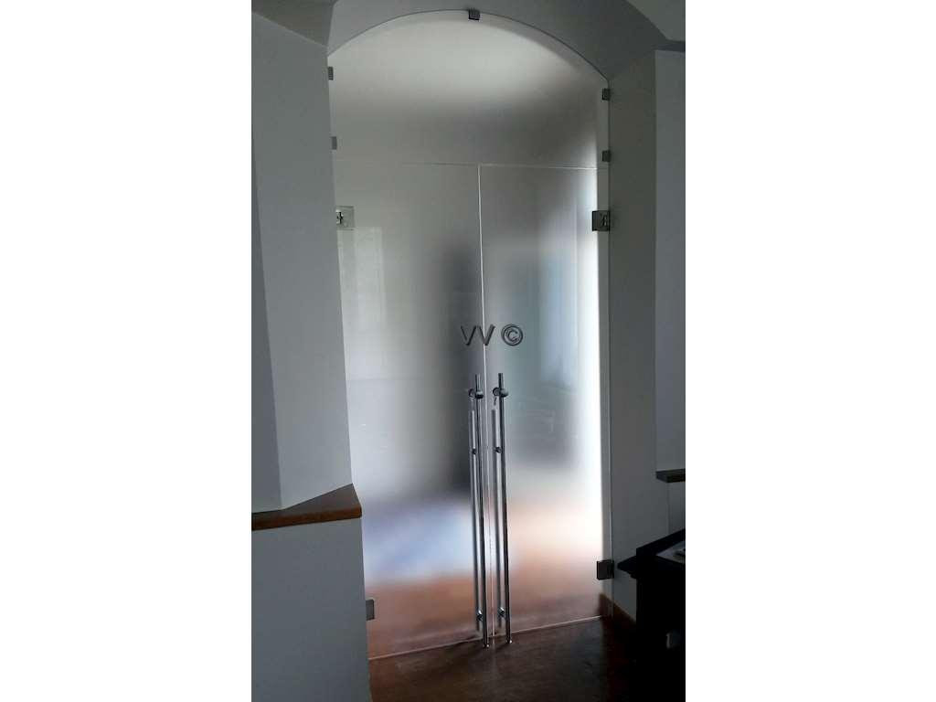 Arco Per Porta arco - divisori - vetri d'arredo - vetreria valsecchi mario