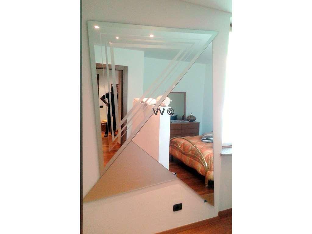 Home vetreria valsecchi mario for Specchi arredo
